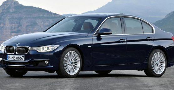 BMW 320D OTOMATİK DİZEL
